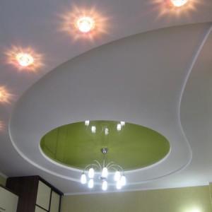 Европейский дизайн потолков