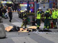 Количество жертв теракта в Стокгольме возросло до пяти