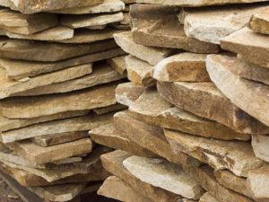 Строительный камень: песчаник