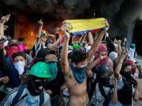 Верховный суд Венесуэлы протестующие обстреляли с вертолета