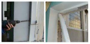 Как сделать демонтаж окна