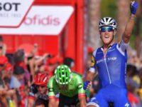 Вуэльта-2017: Трентин одержал третью победу в гонке
