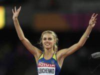 Левченко – лучшая спортсменка августа в Украине