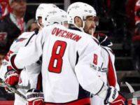 НХЛ: «Вашингтон» бьет «Нью-Джерси», «Детройт» огорчает «Вегас»