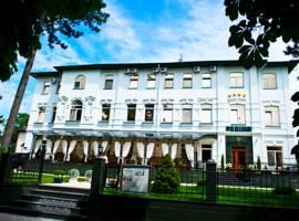 Отель «Курортный»: выбирайте для отдыха в Ессентуках лучшее место