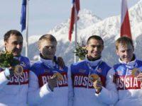 Россия потеряла победу в медальном зачете Олимпиады-2014