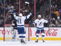 НХЛ: «Тампа» сильнее «Лос-Анджелеса», победы «Сент-Луиса» и «Эдмонтон»