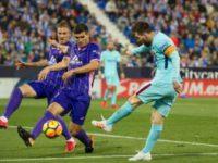 Примера: «Барселона» оторвалась от «Реала» и «Атлетико» на 10 очков
