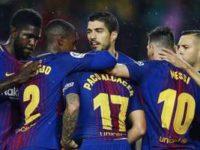 Примера: «Барселона» и «Валенсия» сохраняют победный темп