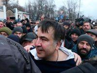 Арест и освобождение Михаила Саакашвили