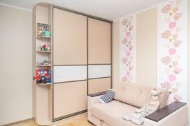 Встроенный шкаф-купе в детскую