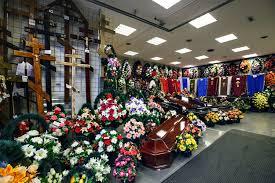 Магазин ритуальных услуг