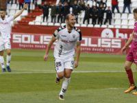 Зозуля оформил дубль в матче Сегунды