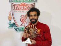 Салах признан футболистом года в Африке