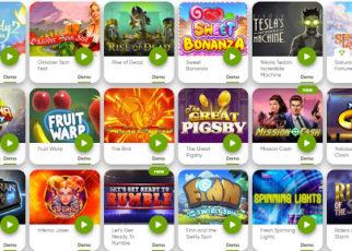 Игровые автоматы онлайн казино Фреш